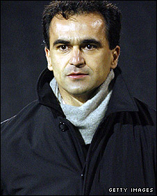 Roberto Martinez - Manager Wigan Athletic FC