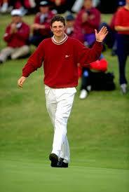Justin Rose - Golf Psychology